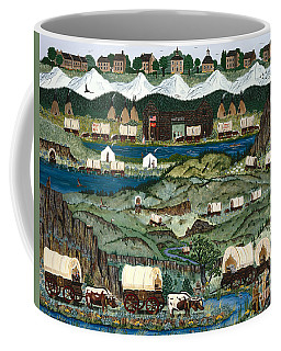 The Oregon Trail Coffee Mug