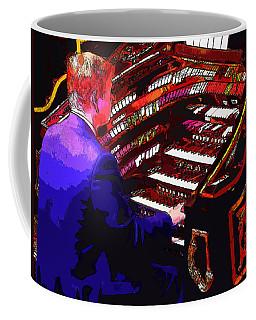 The Organ Player Coffee Mug
