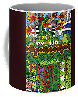 The Other Side Of The Garden  Coffee Mug