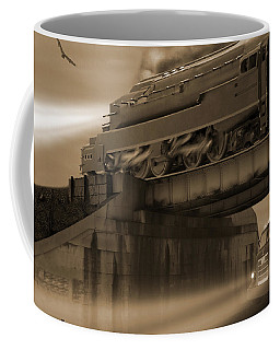 The Overpass 2 Coffee Mug