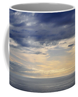 Coffee Mug featuring the photograph The Pacific Coast by Kyle Hanson