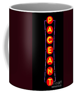The Pageant In Neon Coffee Mug