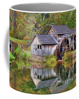 The Painted Mill Coffee Mug