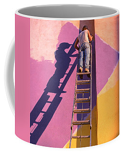 The Painter Coffee Mug