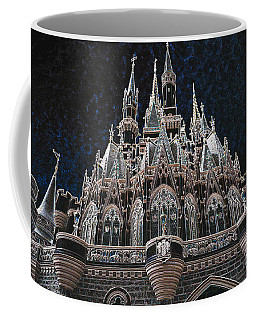 Coffee Mug featuring the photograph The Palace by Robert Meanor