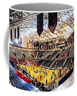 The Palestra In The Afternoon Coffee Mug