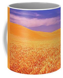 The Palouse Steptoe Butte Coffee Mug