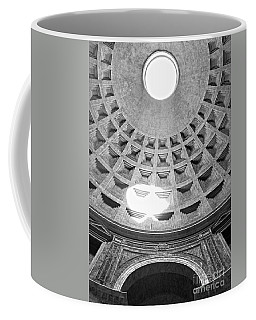 The Pantheon - Rome - Italy Coffee Mug by Luciano Mortula