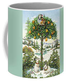 The Partridge In A Pear Tree Coffee Mug