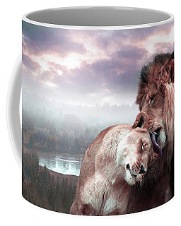 The Passion 2  Coffee Mug