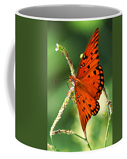 The Passion Butterfly Coffee Mug