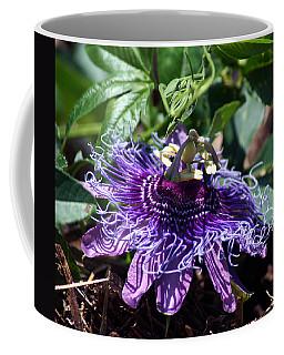 The Passion Flower Coffee Mug