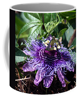 The Passion Flower Coffee Mug