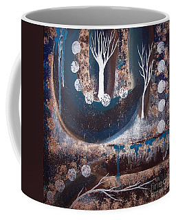 The Path Of Life Coffee Mug