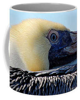 The Pelican Coffee Mug by AJ  Schibig