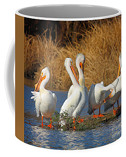 The Pelican Gang Coffee Mug