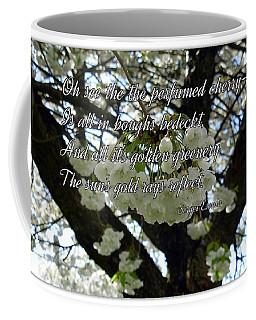 The Perfumed Cherry Tree 2 Coffee Mug