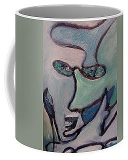 The Perpetrator  Coffee Mug