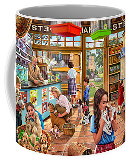 The Pet Shop Coffee Mug