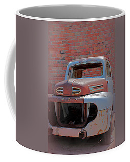 Coffee Mug featuring the photograph The Pick Up by Lynn Sprowl