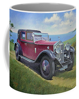 The Picnic Coffee Mug