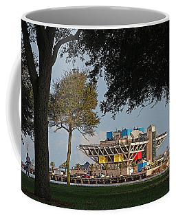 The Pier - St. Petersburg Fl Coffee Mug