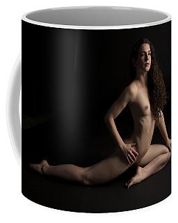 The Piercing Eyes Coffee Mug