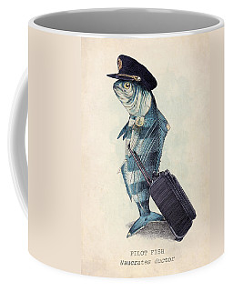 The Pilot Coffee Mug