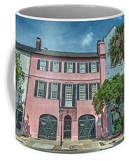 The Pink House Coffee Mug