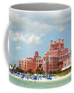 The Pink Palace Coffee Mug