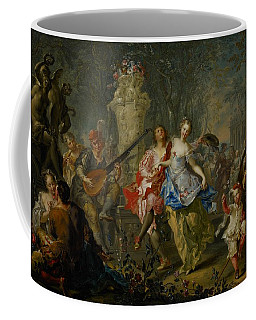 The Pleasures Of The Seasons     Spring Coffee Mug