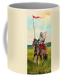 The Polish Winged Hussar Coffee Mug