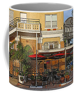 The Ponce De Leon Hotel Coffee Mug by HH Photography of Florida