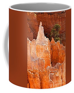 The Pope Sunrise Point Bryce Canyon National Park Coffee Mug