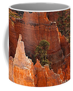 The Popesunrise Point Bryce Canyon National Park Coffee Mug