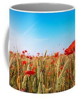 Summer Poetry Coffee Mug