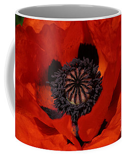 The Poppy Is Also A Flower Coffee Mug