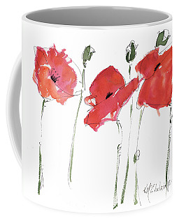 The Poppy Ladies Coffee Mug