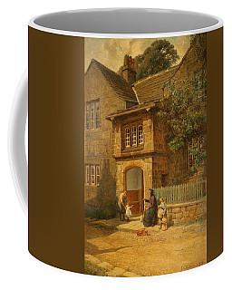The Porch, Spensers Cottage, Hurstwood Coffee Mug