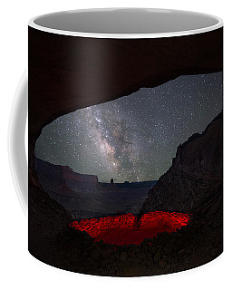 Coffee Mug featuring the photograph The Portal by Dustin  LeFevre