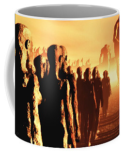 The Post Apocalyptic Gods Coffee Mug