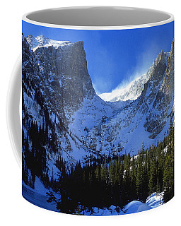 The Power And The Glory Coffee Mug by Eric Glaser