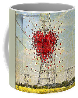 The Power Of Love Coffee Mug