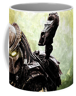 The Predator Coffee Mug
