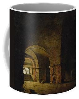 The Prisoner, C.1787-90 Oil On Canvas Coffee Mug