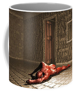 The Prisoner Coffee Mug