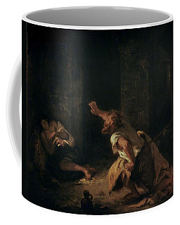 The Prisoner Of Chillon Coffee Mug