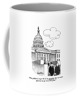 The Problem Is To Get Rid Of The Perception That Coffee Mug