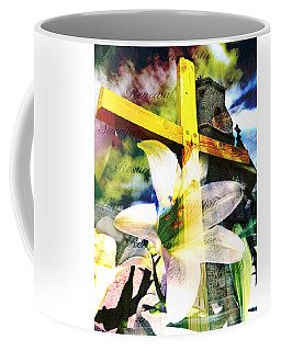 Coffee Mug featuring the photograph The Promise by Eleanor Abramson