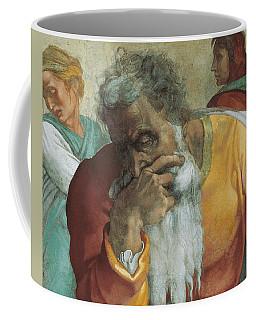 The Prophet Jeremiah Coffee Mug